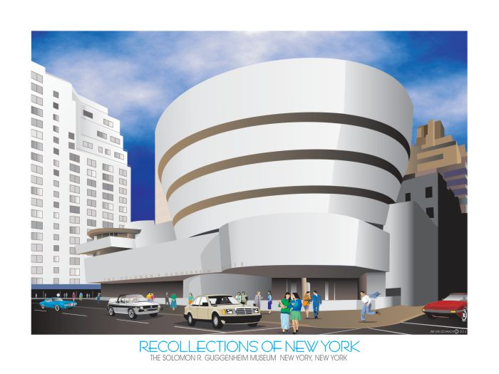 The Guggenheim Museum